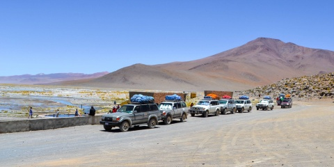 Desde San Pedro de Atacama